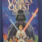 Star Wars Trade Paperback Vader's Quest - Dark Horse - 1999 Vintage