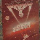 PC Game Manual - Cosmic Balance - Rapidfire Games / SSI - 1982 Vintage
