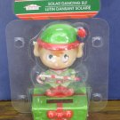 Christmas House Solar Dancing Elf Light Activated Decoration - 2016 - New
