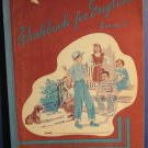 Grade 7 School Text Book - Workbook for English - Matilda Bailey - 1953 Vintage