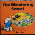 The Wandering Smurf - Smurfs Mini Story Book - Peyo / Random House - 1981 Vintage