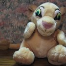 "Disney Lion King Plush Nala Cub 8"" Hand Puppet - Applause - 1994 Vintage"