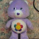 "Care Bears Plush Harmony Bear - 9"" - Play Along - 2003 Vintage"