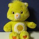 "Care Bears Funshine Bear 15"" Plush - Play Along - 2007"