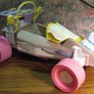 Barbie Beach Blast Dune Buggy - 1986 Vintage - Mattel - Missing Steering Wheel