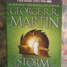 George R. R. Martin Song of Ice and Fire 3 : Storm of Swords - Bantam Mass Market - 2011