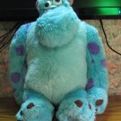 "Disney Store Monsters Inc. Plush Sully the Monster - 16"" - Pixar"