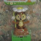 Solar Dancing Chipmunk Light Activated Decoration