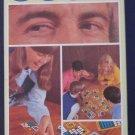 Scan - Parker Brothers Split Second Matching Card Game - 1970 Vintage