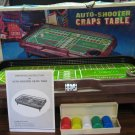 Auto Shooter Craps Table - Fully Automatic - Battery Operated - WACO - 1960s Vintage