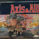 Axis and Allies World War II Strategy Board Game Second Edition - Milton Bradley - 1991 Vintage