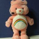 "Care Bears Fit n Fun Cheer Bear - 15"" - Dancing Singing Exercising - 2004 Vintage"
