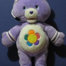 "Care Bears Fit n Fun Harmony Bear - 15"" - Dancing Singing Exercising - 2004 Vintage"