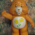 Care Bears - 4 Inch Rattler Plastic Friend Bear Figure - Playmates - 2003 Vintage