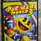 Sony PS2 Pac-Man World 3 - Playstation 2 - Namco - Pac Man - 2005