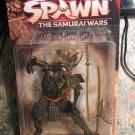 Spawn Dark Ages Jackal Assassin Samurai Wars Action Figure - MoC - 2001 Vintage