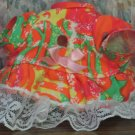 Darlin Dinos Gemdazzlers Tropical with Lace Dinosaur Dress - Hasbro - 1990s Vintage