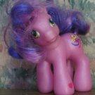 My Little Pony G3 Baby Sparkleberry Swirl - PC Playpack Pony - 2004 Vintage