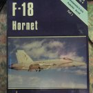 Aviation Book - F-18 Hornet In Detail and Scale Part 1 - Don Linn - 1982 Vintage