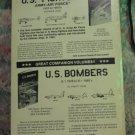 Aviation Book - US Naval Fighters Navy / Marine Corps - 1922 to 1980s - Lloyd S. Jones - 1983 Vtg