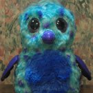 """Hatchimals Interactive Pet - Blue and Purple Spotted Bird Creature - 5"""" - Spinmaster"""