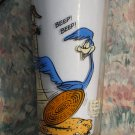 Looney Tunes Pepsi Glass - Road Runner and Wile E. Coyote - 1976 Vintage