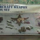 Model Kit - Hasegawa X72-5 - Aircraft Weapon Loading Set - 1987 Vintage