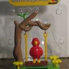 Solar Swinging Parrot Light Activated Desktop Decoration - 2014 Edition