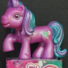 """My Little Pony G3 Tiny Tins Sweetberry - 2"""" Figurine in Collector Tin - 2003 Vintage"""