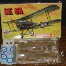 Model Kit - Esci 9016 - SE 5A Biplane - 1/72 Scale - Unassembled - 1980 Vintage