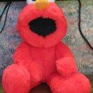 "Sesame Street Alphabet Elmo Talking Plush Monster Muppet - 17"" - Tyco - 1995 Vintage"