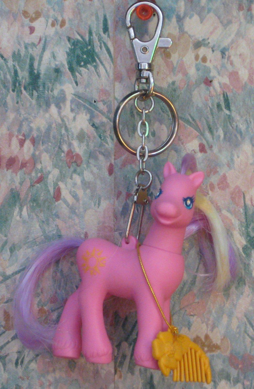 My Little Pony G2 Keychain - Sundance - Generation 2 - Hasbro - 1998 Vintage