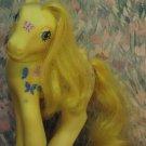 My Little Pony G1 TAF Dancing Butterflies Twice as Fancy - Needs TLC - Hasbro - 1986 Vintage
