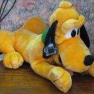 "Disney Plush Pluto - with Plastic Applause Tag - 12"" - 1990s Vintage"