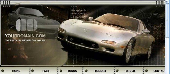 Car Info Site