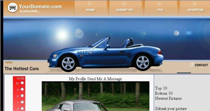 Car Rating Site