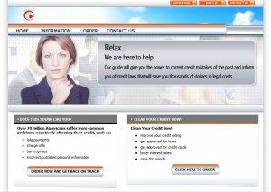 Credit Repair Website