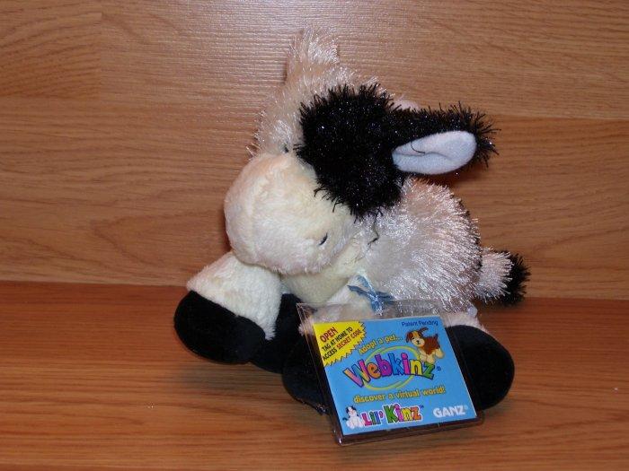 Webkinz Lil Kinz Cow