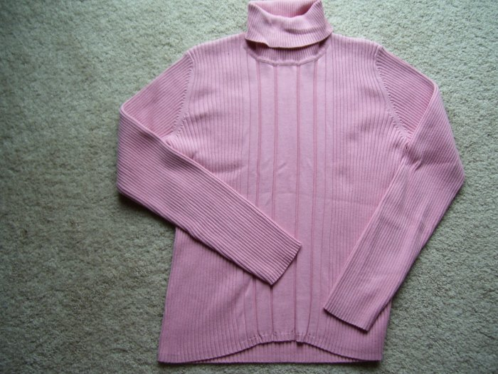 Womens turtleneck sweater