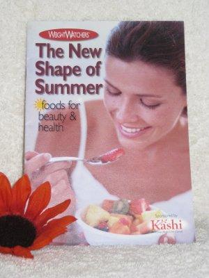 "Weight Watchers ""The New Shape of Summer"" Brochure"