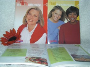 Weight Watchers 1,23 Success focus on the 10% difference w/Part 2 bonus
