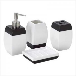 Serenity 4-Pc Bath Set
