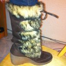 SODA Eskimo Boots, Size 8