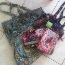 VERA BRADLEY Bundle of Bags & Accessories
