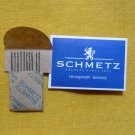 Schmetz 206x13 Needles - Size 80 /  12 - Packet of 10 - For Singer 206 306 319 320 Sewing Machines