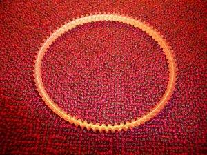 Kenmore Lug Belt 90708, Equivalent to #33379