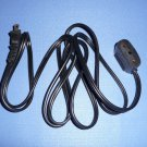 Power Cord for Singer Sewing Machine 401, 401A, 301, 15-91 & Others- NEW