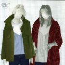 Simplicity Pattern 3966; American Sewing Guild Coat or Jacket, Size 12-14-16-18-20 - UNCUT