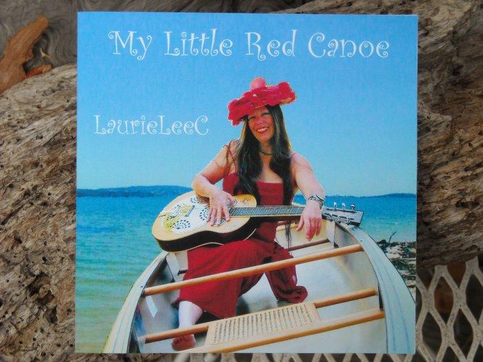 My Little Red Canoe CD ala LaurieLeeC
