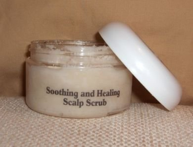 Soothing & Healing Scalp Scrub